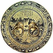 Door Handle,Retro Chinese Antique Furniture Copper
