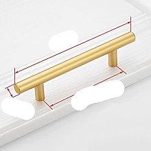 Door Handles for Furniture Modern Black Gold