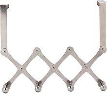 Door Hooks, Stainless Steel Over the Door Hooks