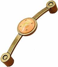 Door Knobs for Cupboards Vintage Brass Handles for
