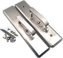 Door Lever with Keys Stainless Steel Door Lock