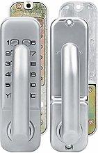 Door Lock, Mechanical Door Lock Waterproof Zinc