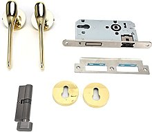 Door Lock, Mechanical Lock Modern Style Handle