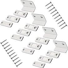 Door Magnets for Cupboard Doors Pack of 8 Magnetic