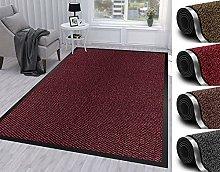 Door Mat For Indoor & Outdoor 120x180cm Red