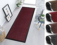 Door mat for Indoor & Outdoor,60x150cm Red Non