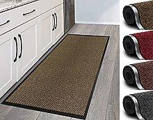 Door Mat For Indoor & Outdoor 90x150cm Beige