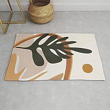 Door Mat Welcome Mat Nordic Abstract Printing