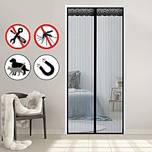 Door Nets For Flys Magnetic 115x210cm Powerful