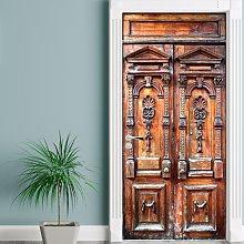Door Sticker East Urban Home