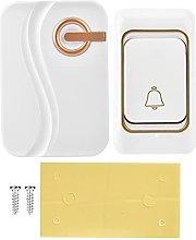 Doorbell, Security Doorbell Battery-Operated 4