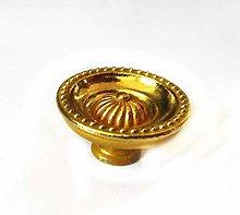 Doorknobs Handles Pulls 4Pcs Zinc Alloy Antique