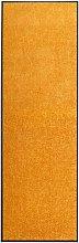Doormat Washable Orange 60x180 cm - Orange