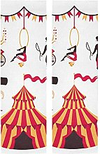Doorway Curtains Privacy Circus Elements Set Tent
