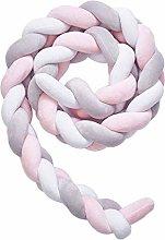 Dooxii Bumper Braid Long Knotted Three Twists