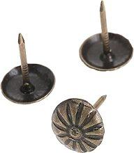 Dophee 100Pcs Decorative Tacks Upholstery Nail