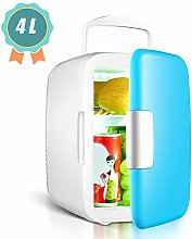 DORALO Compact Cooler Warmer Mini Fridge, Quiet