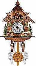 DORALO Cuckoo Clock Black Forest
