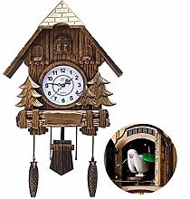DORALO Cuckoo Clock Black Forest Cuckoo