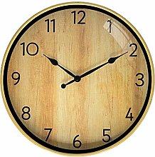 DORBOKER Wall Clock -12 Inch Modern Digital Clock