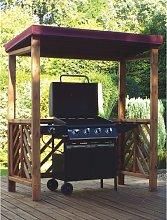 Dorchester BBQ Cooking Station Arbour HB137B