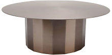 Doric Cake display stand - / Stainless steel by XL