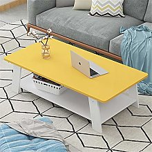 DorisAA Multifunction Coffee Table Nordic Small