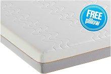 Dormeo Options Memory Foam Double Mattress