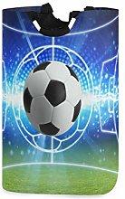 DOSHINE Laundry Basket, Sport Ball Football Soccer