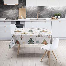 DOTBUY Christmas Table Cloths Rectangular