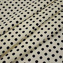 Dots Printed Fabric Fashion Soft Corduroy Fabric