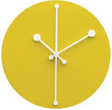 Dotty Clock Wall clock - Ø 20 cm by Alessi