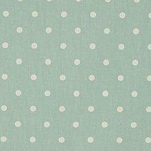 Dotty Duck Egg Polka Dot Oilcloth Wipe Clean