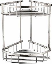 Double Basket Corner Shower Caddy Belfry Bathroom