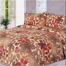 Double Duvet Cover Microfiber Reversible Printed