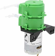 Double Head Peristaltic Pump, Dosing Water