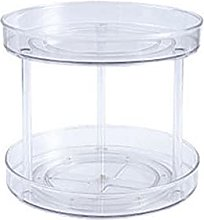 Double-Layer 360 Degree Rotation Lazy Susan