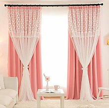 Double Layer Blackout Curtain-Soft Thermal