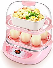 Double Layer Egg Cooker Electric Auto shut off