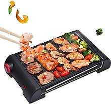 Double Layer Electric Grill Smokeless Non-Stick