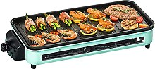 Double Layer Indoor Electric Grill Smokeless