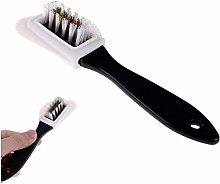 Double Nice Shoe polish brushes Suede Shoe Brush