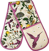 Double Oven Gloves Kitchen Cooking Baking Oven BBQ