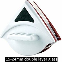 Double Side Magnetic Window Cleaner Brush for