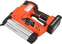 Double-Use Nail Stapler Cordless Nailer & Stapler,