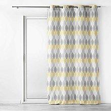 Douceur d'Intérieur Curtain 140 x 260 cm