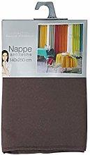 DOUCEUR D'INTERIEUR Tablecloth 140X250 Plain