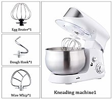 Dough Machine, 3.5L Stand Electric Mixer with
