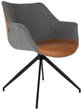 Doulton Vintage Brown Armchair