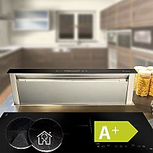 Down-Draft Cooker Hood, Table Extractor (90cm,